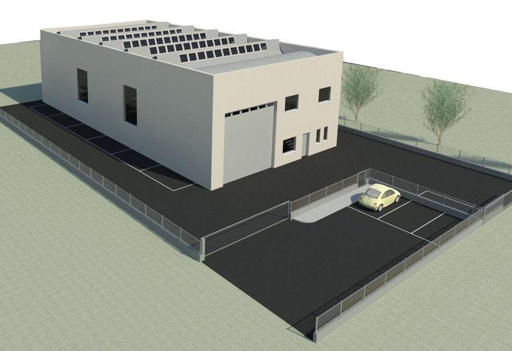 Edilizia artigianale e industriale edilizia scolastica for Piani di stoccaggio capannone