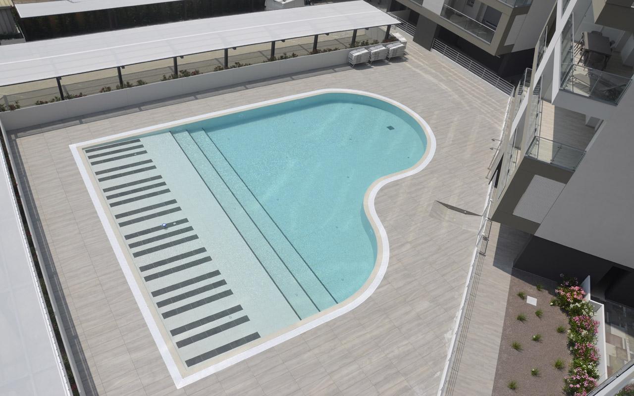 See village piscina